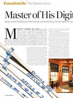Master of his digital castel 1