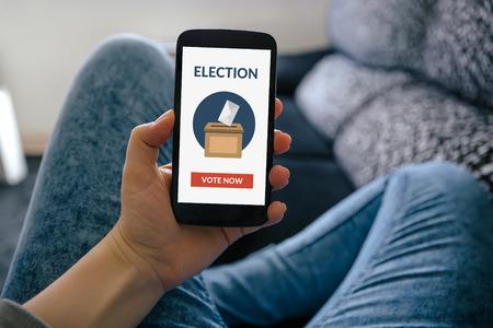 Mobile Internet Voting